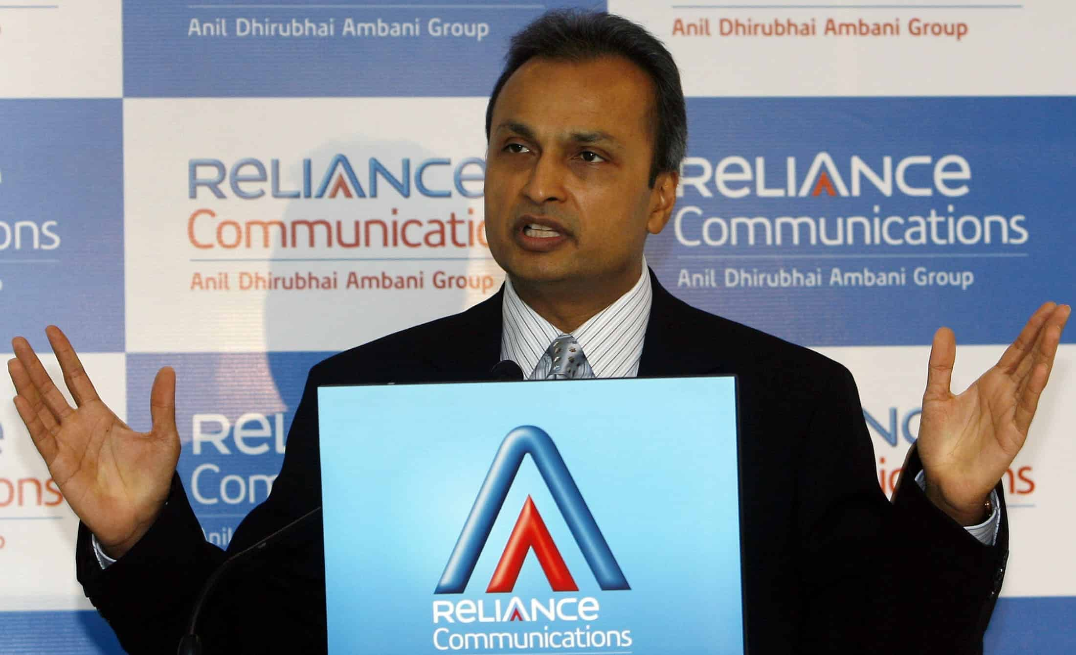 Reliance Anil Ambani Group loses over 50% market cap, as finance companies sell their holdings