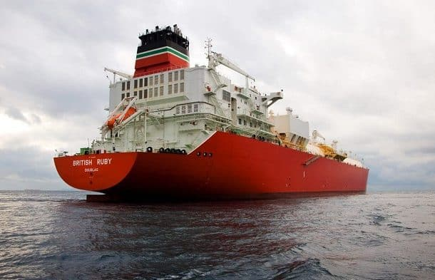 LNG Demand to Rise 11 Percent in 2019
