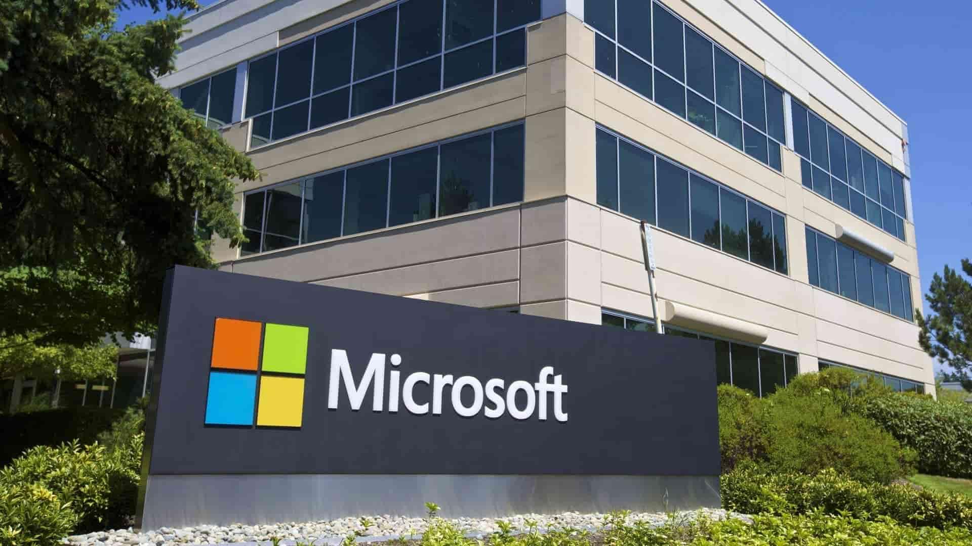 Microsofts cloud
