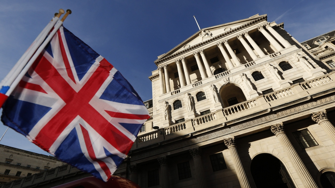 UK Economic Outlook Weak Due To Brexit And Global Slowdown: Bank Of England