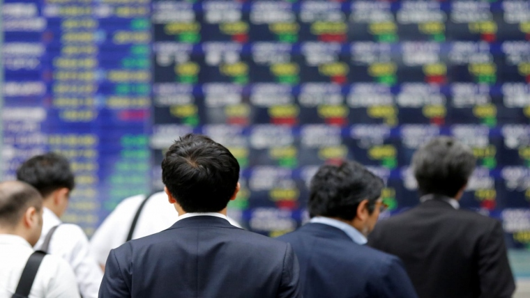 Positive US Job Data Steadies Asia Shares And Dollar
