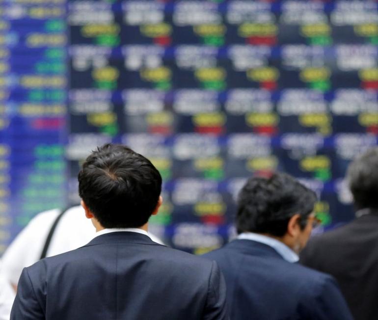 Positive US Job Data Steadies Asia Shares And Dollar