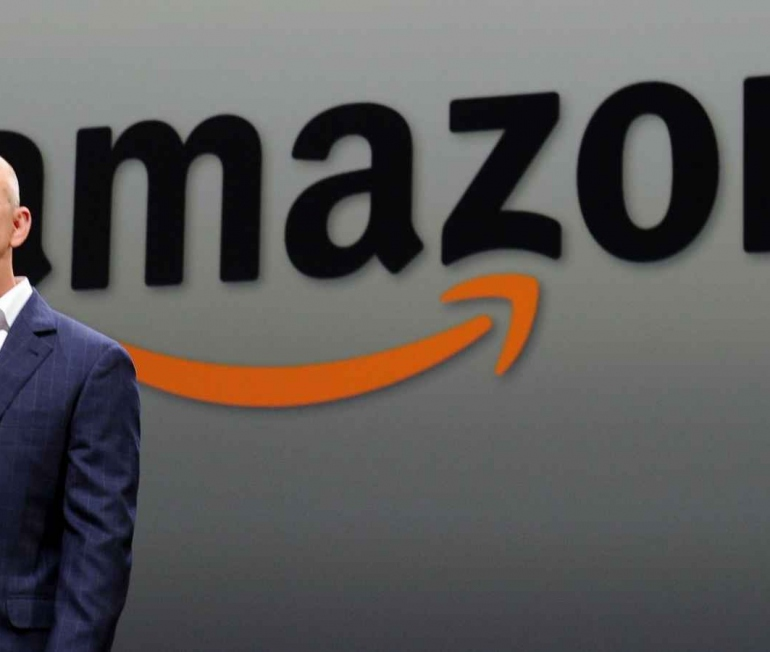 Amazon Founder Jeff Bezos Offers Advice To Potential Visionaries