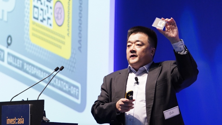 Bobby Lee Launches New Hardware Wallet