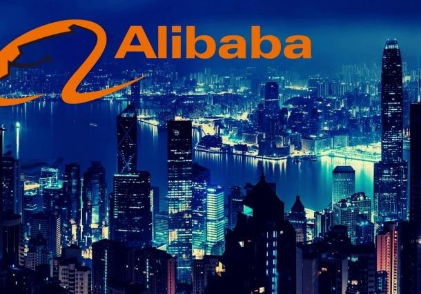 Alibaba Makes Strong Debut in Hong Kong