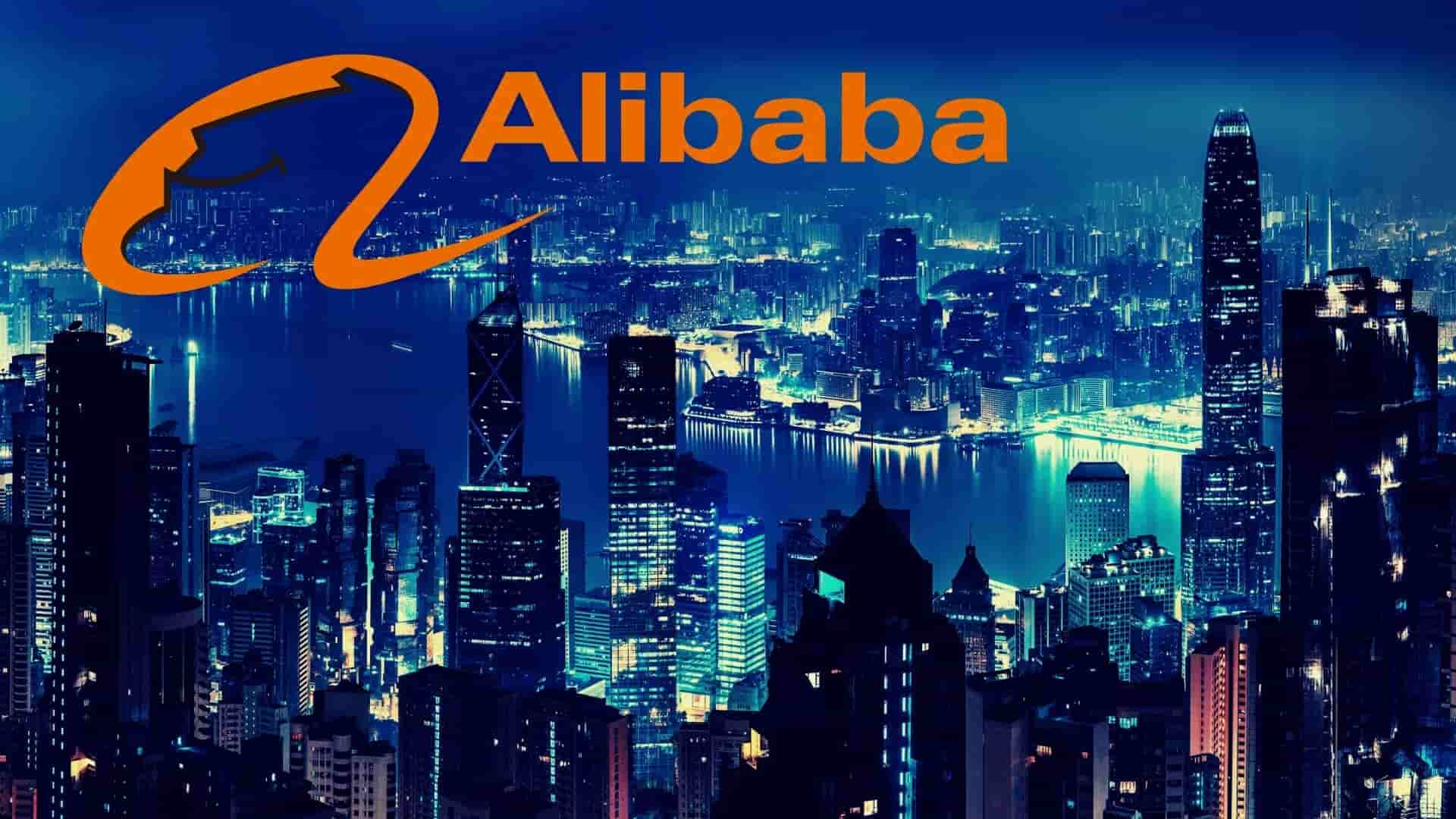 Alibaba debuts in Hong Kong
