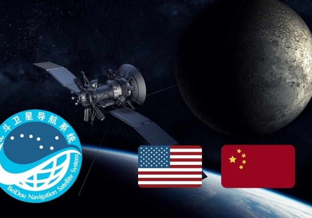 China Dissociates From the US in Space Through 2020 'GPS' Completion