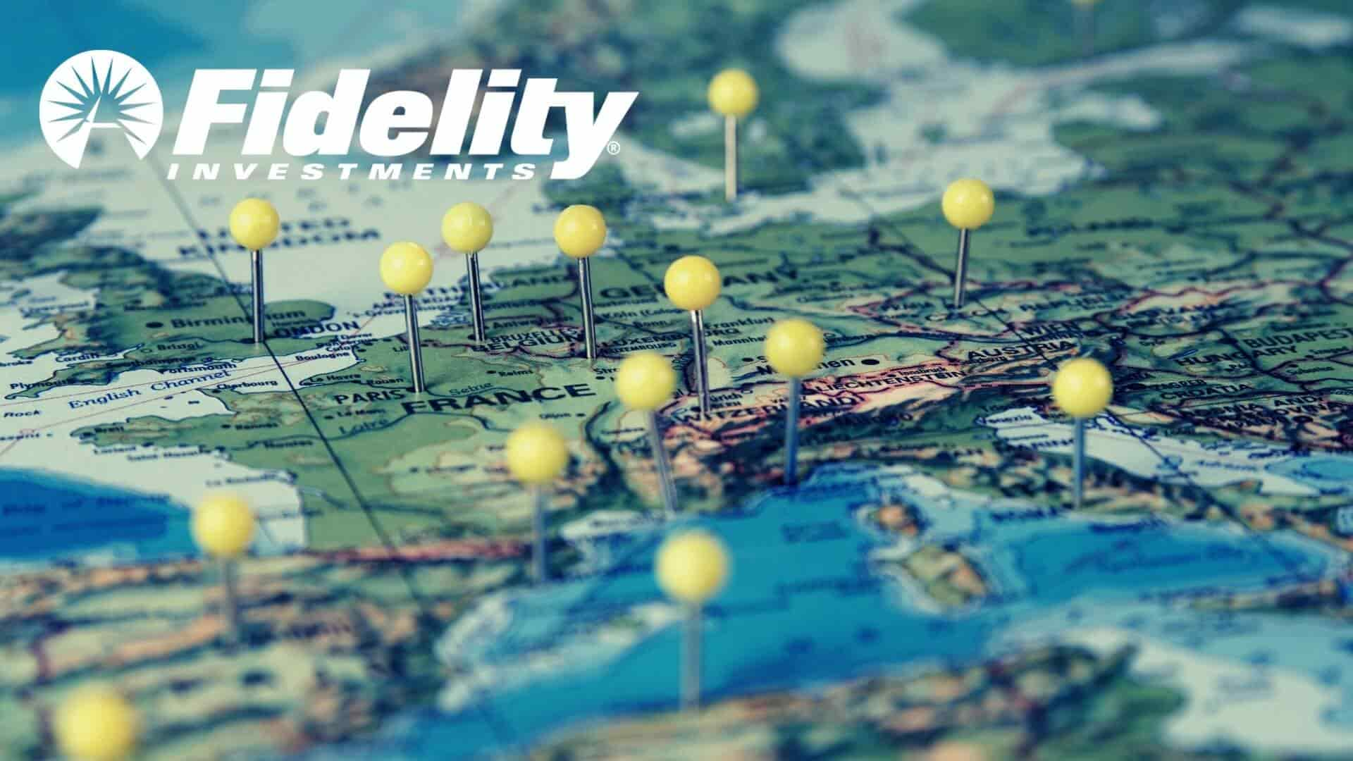 Fidelity launches cryptocurrency business in Europe