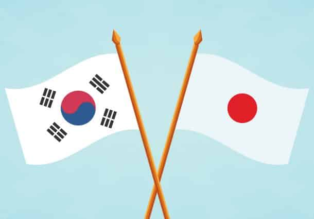 South Korea Appeals Japanese Companies