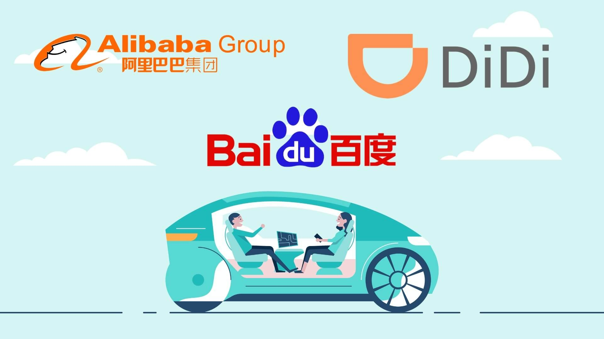 Nvidia Says It Has Won Deal from Baidu, DiDi, and Alibaba
