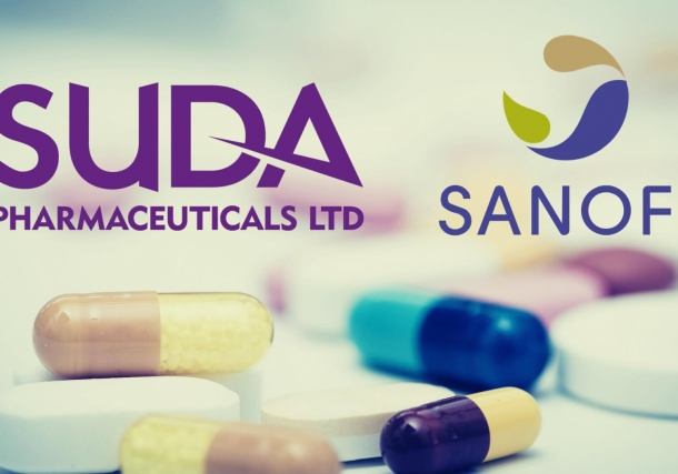 Suda & Sanofi Signs an Agreement to Conduct a Feasibility Study