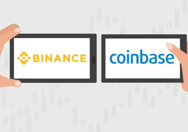 Binance vs. Coinbase